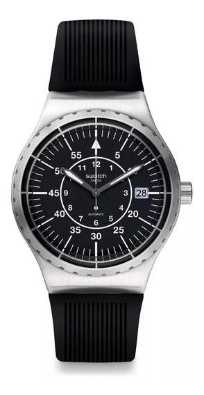 Relógio Swatch 51 System Arrow Automatico Yis403 - Unissex