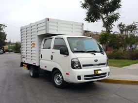 Vendo Kia K2700 2016 Doble Cabina Turbo 40milklms Unico Dueñ