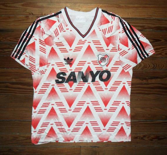 Camiseta River Plate adidas Verano 1995