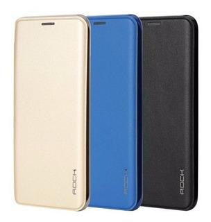 Capa De Couro Para Galaxy S6 Edge Plus