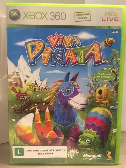 Viva Piñata - Xbox 360 Midia Fisica Usado