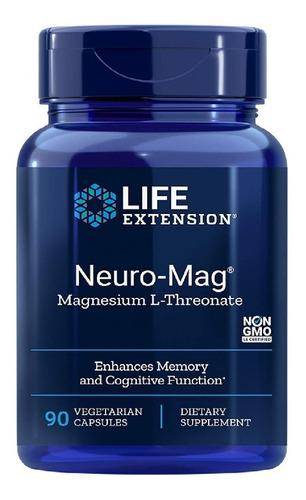 Magnecio Life Extension L-threonat - Unidad a $2760