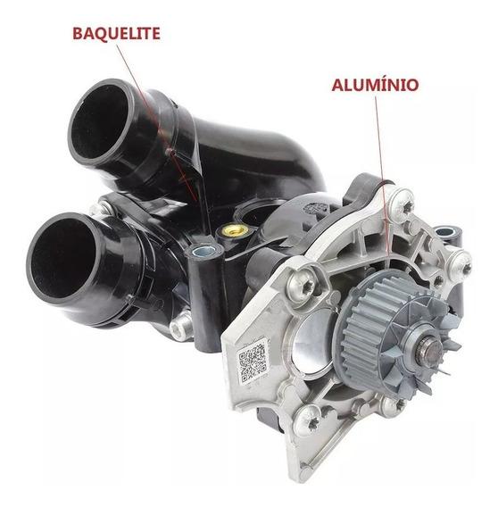 Bomba Dagua Audi Tiguan Jetta Fusca Passat 2.0 Tsi Alumínio
