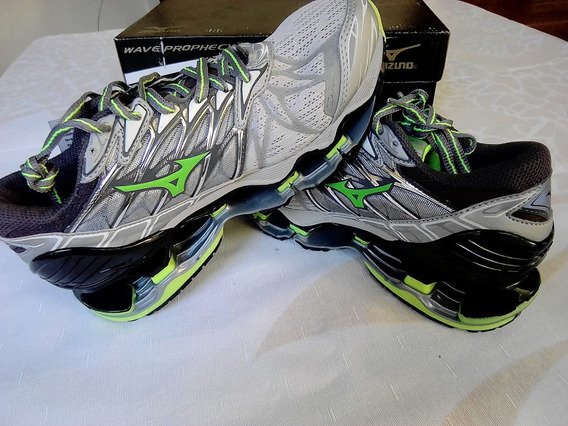 Tenis Mizuno Wave Prophecy 7 Original Pronta Entrega No 39