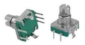 Potenciômetro 10mm Dvd H-buster Hbd 9200 / 9260 Av
