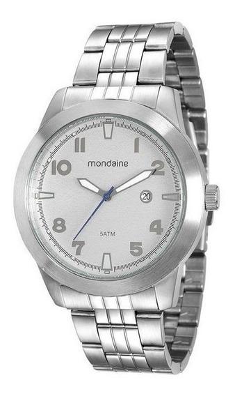 Relógio Mondaine 94965g0mvna2 Prata