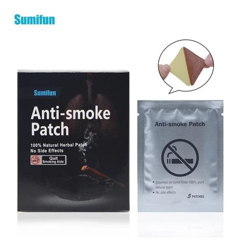 Parches Para Dejar De Fumar - Anti Smoke Patch