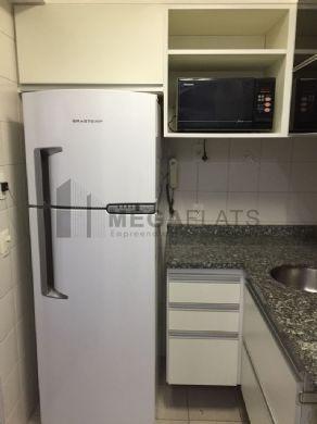 05959 - Flat 1 Dorm. (1 Suíte), Pinheiros - São Paulo/sp - 5959