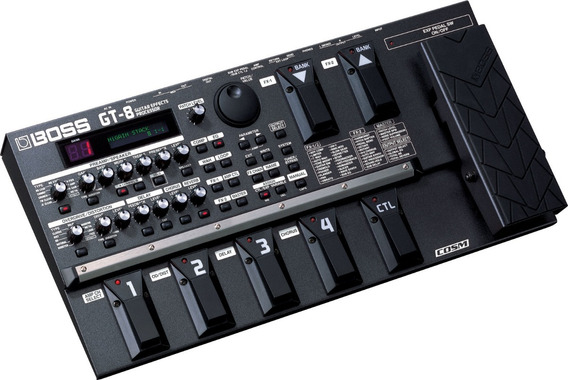 Esquema Elétrico Boss - Gt-8