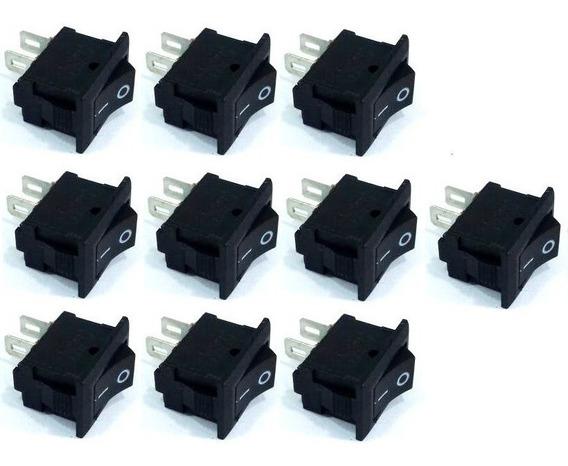 10 Chaves Tic Tac Kdc Preta Mini