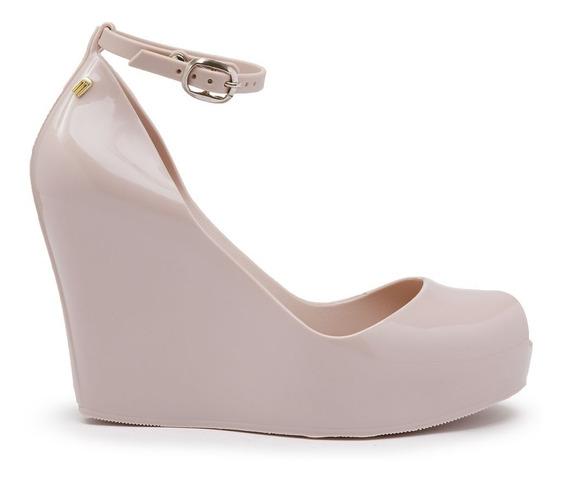 Sandália Plataforma Mel Diane Patchuli