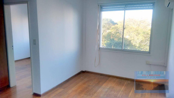 Apartamento Com 1 Dormitório À Venda, 41 M² Por R$ 140.000,00 - Cristal - Porto Alegre/rs - Ap1729