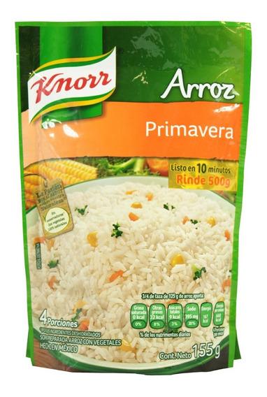 Arroz Instantáneo Knorr Primavera Con Vegetales 155 Gr