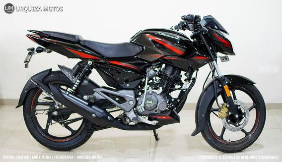 Moto Bajaj Pulsar Rouser 135 0km Street Urquiza Motos 2020