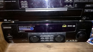 Home Kenwood 5.1 Dolby Dts Completo