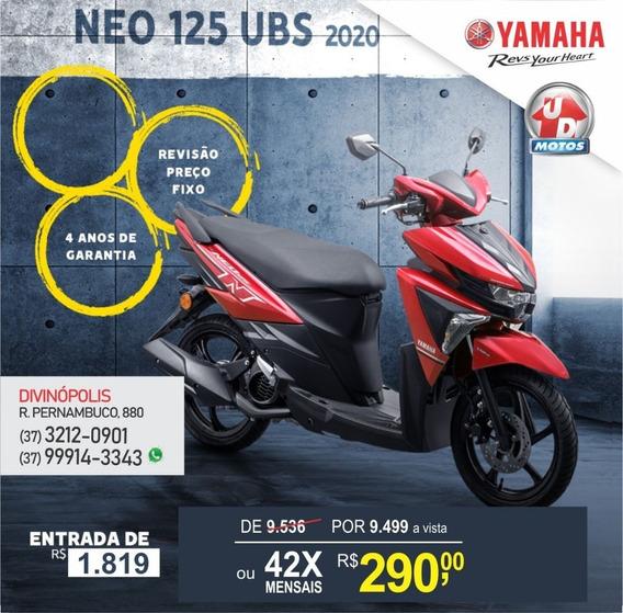 Yamaha 125 Ubs