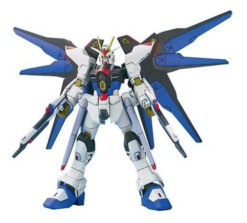 Bandai Hobby # 14 Strike Freedom Gundam 1/144, Figura De