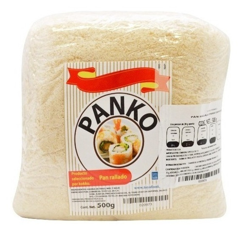 Imagen 1 de 1 de Toyo Foods, Panko, 500 G