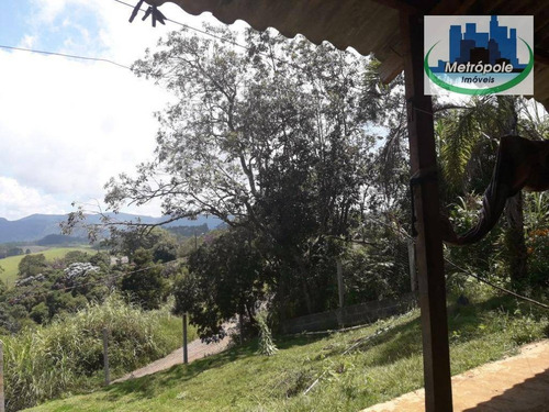 Chácara Residencial À Venda, Paraíso De Igaratá, Igaratá. - Ch0010
