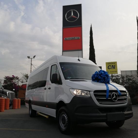 Sprinter 516 Turismo Plus, Contrata Hoy Paga En 90 Dias