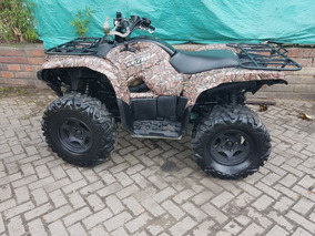 Excelente Yamaha Grizzly 700 Modelo 2008