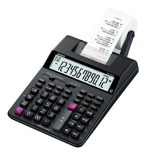 Calculadora Casio Impresión Hr-100rc-bk