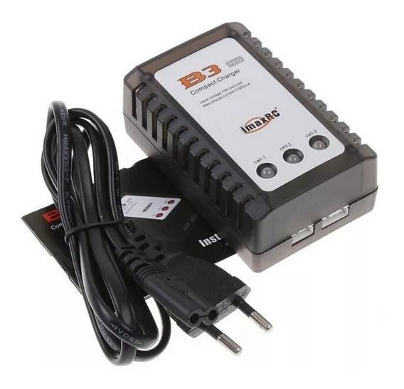Carregador Bateria Lipo Imax B3 Bi-volt 2s E 3s Airsoft