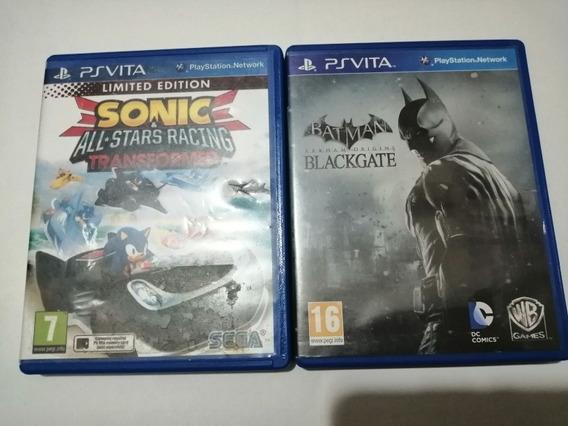 Sonic All Star Racing E Batman Arkham Origins Blackgate