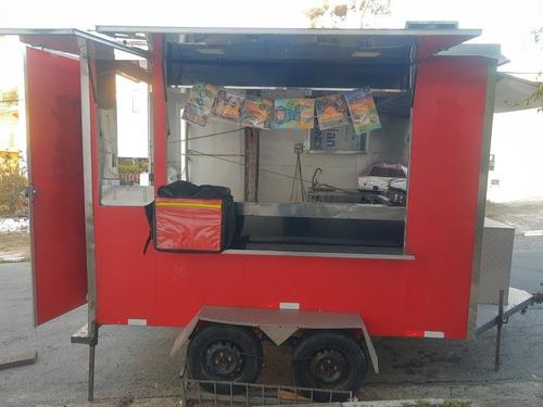 Imagem 1 de 15 de Truck Food /trailler