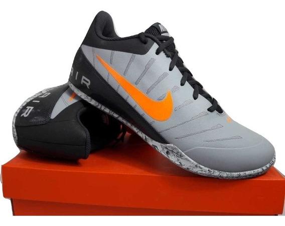 Tênis Nike Mavin Low 2 Cinza Basquete