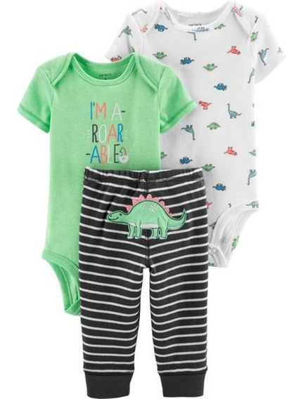 Conjuntos Carters Bebé Talla Recién Nacido Modelos Diferente