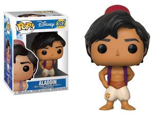 Funko Aladdin 352 Disney Muñeco Coleccionable
