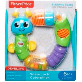 Juguete Oruga Cadena Fisher Price