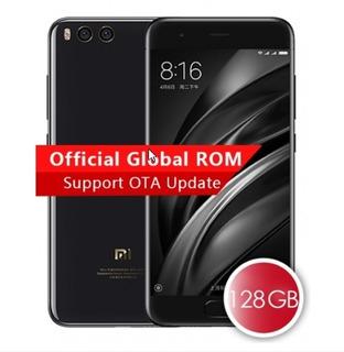 Xiaomi Mi6 Cerámica Y Oro 6gb/128gb