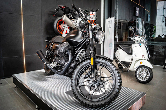 Moto Guzzi V7 Lll Stone - Nueva - 0 Kilometros - Agencia