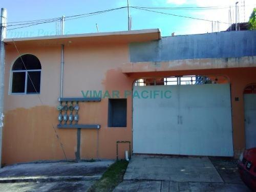 Casa En Venta Cerca De La Umar Puerto Escondido