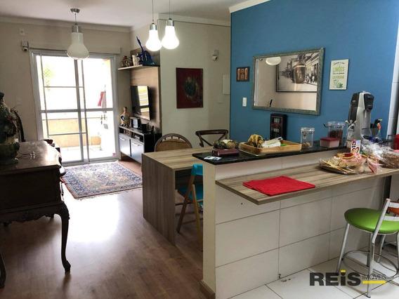 Apartamento Com 3 Dormitórios À Venda, 68 M² Por R$ 270.000 - Parque Bela Vista - Votorantim/sp - Ap0945