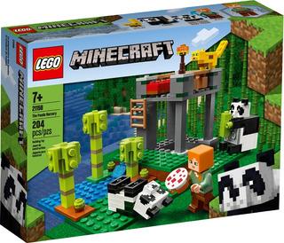 Lego Minecraft - 21158 - The Panda Nursery - Nuevo!!!