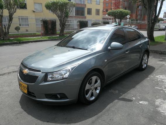 Chevrolet Cruze Platinum Mt1800cc Gris Estaño Aa Ab Abs Dh
