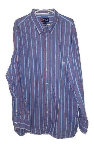 Camisa Chaps Est.1978 Original Importada - Talle Xxl / 2xl