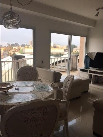 Cobertura Com 3 Dormitórios À Venda, 114 M² Por R$ 540.000,00 - Planalto - São Bernardo Do Campo/sp - Co0189
