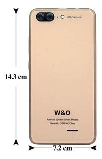 Celular Barato Android 8.1 2 Ram Dual Sim W&o Desbloqueado