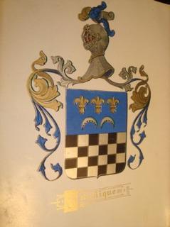 Familia Izquierdo, Escudo Heraldico