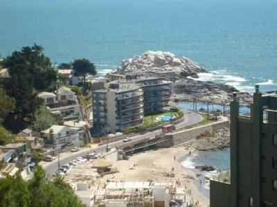 Acogedor Depto, Playa Cochoa, Reñaca