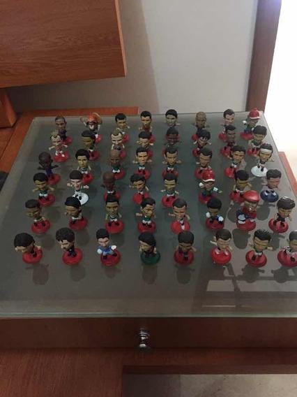 Colección De Cabezones Coca-cola 48 Figuras