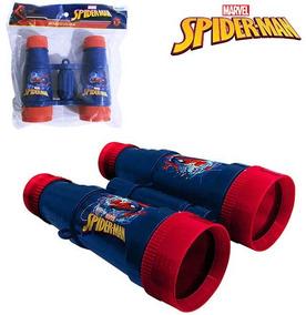 Binoculo Infantil Homem Aranha Spiderman Etitoys Dy-350
