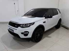 Land Rover Discovery Sport Hse Luxury 7 Lug 2016