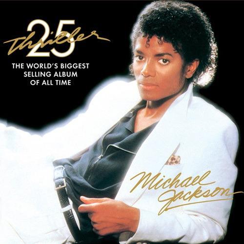 Lp Michael Jackson Thriller 25th Anniversary 180g Duplo