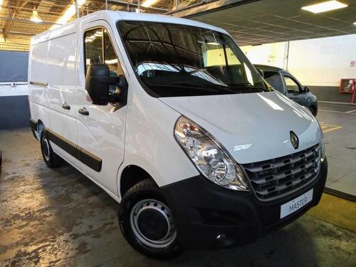 Renault Master L1h1 2021 Patentada Entrega Inmediata  (eo)
