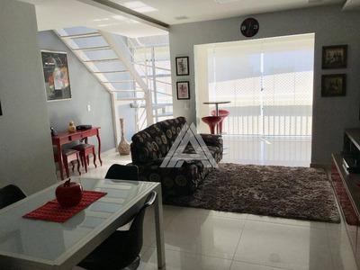Cobertura Com 3 Dormitórios À Venda, 180 M²- Santa Paula - São Caetano Do Sul/sp - Co0893